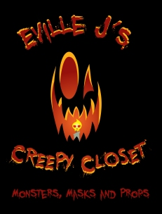 Halloween prop logo and Poster