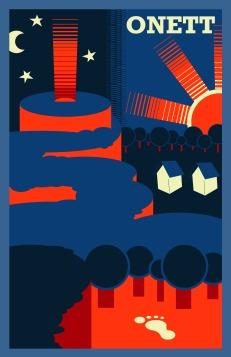 Onett Poster